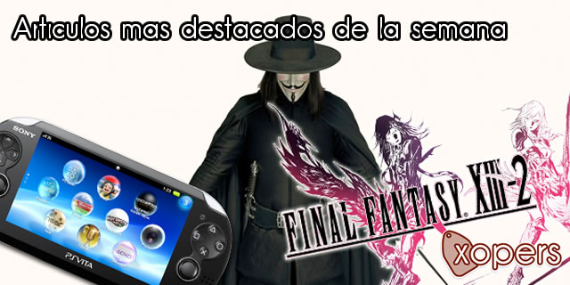 Final Fantasy XIII-2 V vendetta Ps VIta